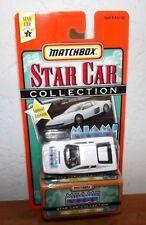 MATCHBOX STAR CARS MIAMI VICE SERIES 2 VALUE PRICED $10.00 SHIPPED!!