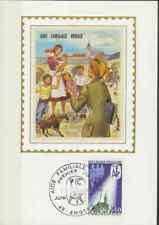 Frankrijk FDC Carte 1971 (040) - Familiale Rurale