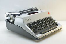 1969 Olympia SM9 Typewriter w/RARE Senatorial Font, Serviced in Superb Condition