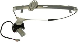 Power Window Motor and Regulator Assembly Front Right fits 01-02 Acura MDX