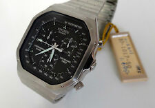 Men's Stainless Steel Strap Sport Rectangle Wristwatches
