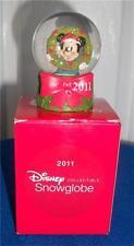 2011 JC Penney MICKEY MOUSE Mini Snow Globe NEW Black Friday Snowglobe