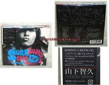 Tomohisa Yamashita Supergood Superbad Japan 2-CD+DVD
