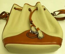 NEW!!! Dooney & Bourke All Weather Leather Drawstring Bag-ALL LEATHER
