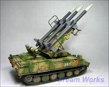 Award Winner Built Trumpeter 1/35 SAM-6/ SA-6 Anti-Aircraft Missile