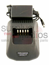 NEW RAPID CHARGER FOR KENWOOD RADIO KSC25 TK3160 TK3140 3170 TK3360 TK2160