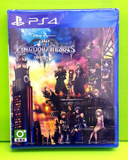 NEW PS4 Kingdom Hearts 3 III (HK, Japanese Language)