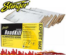Rkx36B Stinger RoadKill Peal and Stick Sound Damping Expert Bulk Pack 36 sq.ft.
