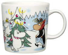 Moomin Mug Winter 2013 Under the Christmas Tree Discontinued