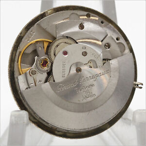 Vintage Girard-Perregaux 39j Gyromatic Chronometer Auto Movement Dial Set AS IS