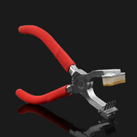 4mm Solide Silent Leather Locher Stitching Handzangen Lederhandwerk Werkzeug