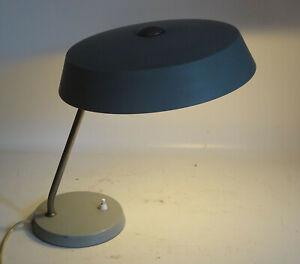 DDR Tischlampe Behördenlampe Bürolampe Schreibtisch Lampe Vintage Leuchte