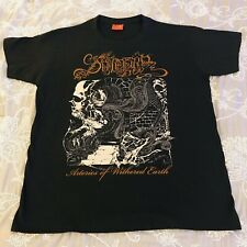 SINMARA Arteries Shirt XL, The Chasm, Urgehal, Urfaust, Inquisition, Austere