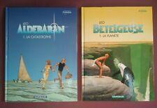 LEO BETELGEUSE ,La planète  EO dargaud (2000)  & ALDEBARAN, La catastrphe - TBE