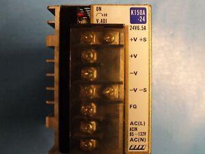 ELCO K150A-24 24V 6,5A