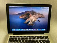APPLE MACBOOK PRO 13 i5 | UPGRADED 8GB RAM+500GB HD | OS CATALINA