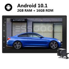 7 Zoll Android 10.1 Autoradio Doppel 2 DIN GPS Navi Bluetooth MP5 Rückfahrkamera