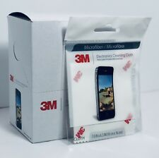"3M Electronics Cleaning Cloth 7""x6.3"" (10 In Box) 34-8710-5932-4 Free Shipping!!"