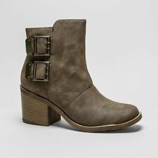Rocket Dog Zip Block Boots for Women