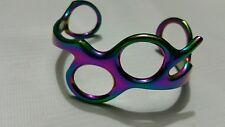 Scissor / Shear Bangle Bracelet Cuff STAINLESS  multi color