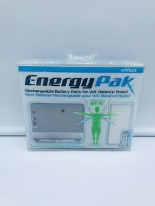 Nyko Energy Pak Rechargable Battery Pack For Nintendo Wii Balance Board Wii Fit