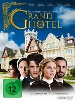 GRAND HOTEL-DIE KOMPLETTE ERSTE STAFFEL 4 DVD NEU