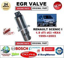 Per RENAULT SCENIC I 1.9 DTI DCI +RX4 1999 > Elettrico Valvola EGR 5PIN CON GUARNIZIONI