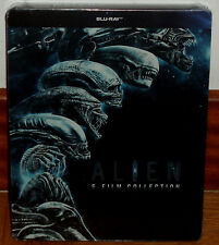Alien Collection 6 Blu-Ray Steelbook New Sealed Science Fiction (No Open)