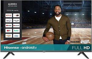 "Hisense 43"" 43H5500G 1080p Full HD Smart Android TV w/ 2 HDMI"