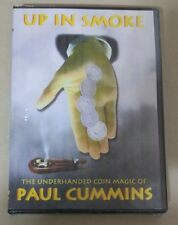 Up In Smoke DVD - Paul Cummins - 7 powerful and strong routines for Coin Magic