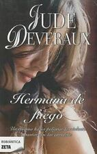 Hermana de fuego (Zeta Romantica) (Spanish Edition)