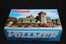 W277 VOLLMER Ho Maquette 3751 Ancien poste de pompier caserne feu fire station