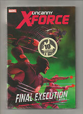 Uncanny X-Force: Final Execution - Hardcover TPB - (Sealed)