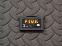 Nintendo Game Boy Advance GBA Game - Pitfall: The Lost Expedition