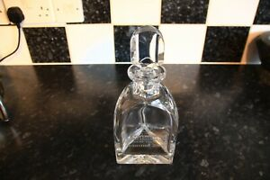 CRYSTAL DECANTER WITH MOTIVE MAJESTIC