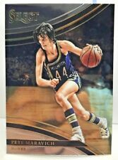 Pete Maravich 2017-18 Panini Select Short Print SP Courtside #300  ATLANTA HAWKS