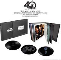 John Williams - Star Wars: A New Hope (Original Soundtrack) [New Vinyl LP] Ltd E