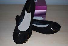 BRAND NEW!  Ladies Flats Black Size 36