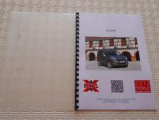 DANGEL dossier de presse media press kit Paris 2012 - English version