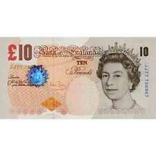 *jcr_m* GREAT BRITAIN 10 POUNDS 2004 PICK.389 *UNCIRCULATED*