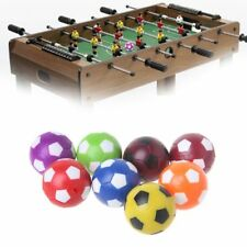 2pcs 36mm Table Soccer Ball Fussball Indoor Game Foosball Football Machine