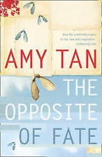 USED (GD) The Opposite of Fate by Amy Tan