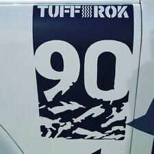 Land Rover Defender 90 Adventure Edition decal sticker landrover Tuff-rok