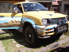 Mitsubishi L200 mit Motorschaden