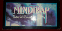 Mindtrap Vintage Puzzle Card Game - Spears Games 1993
