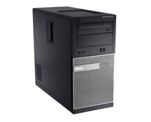 Dell Optiplex 3010 i5-3330 4x3,0Ghz 8GB RAM 120GBSSD 500GBSATA DVDRW HDMI  Win10