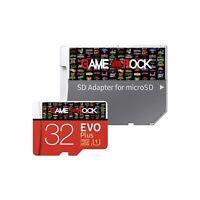 RETRO GAME - MICRO SD 32GB RETROPIE/RECALBOX 10000 games !!!