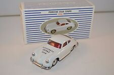 Scarce Code 2 Dinky 004 1958 Porsche 356A Coupe in White Dinky Book Model 2000