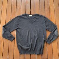 Rodd & Gunn Size XL Jumper 100% Merino Wool Pullover Business Casual