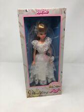 Takara Barbie Wedding Fashion Doll Nib Rare White Dress Mattel Japan 1985